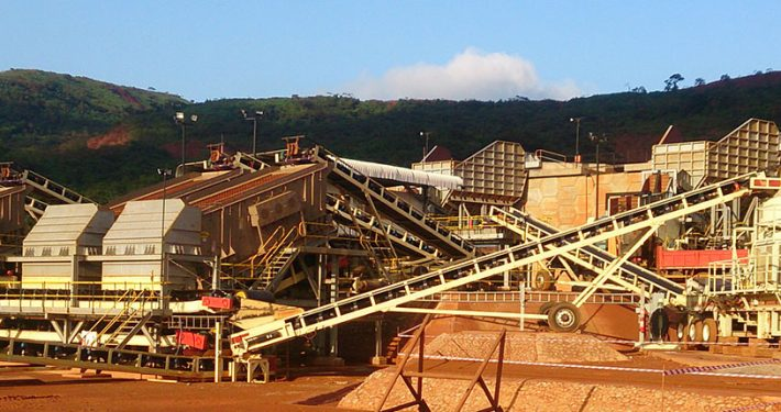 Turnkey mineral processing plants