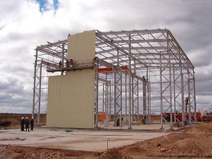 Mopani Gold Mining Workshop - Botswana