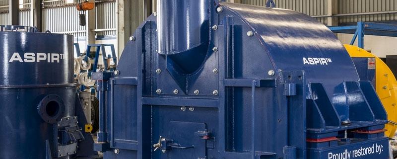 Mineral processing centrafuges